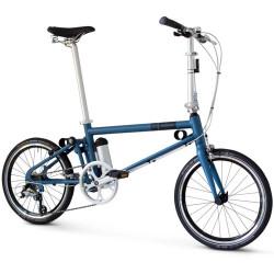 Vélo pliant électrique Ahooga Hybrid Bike