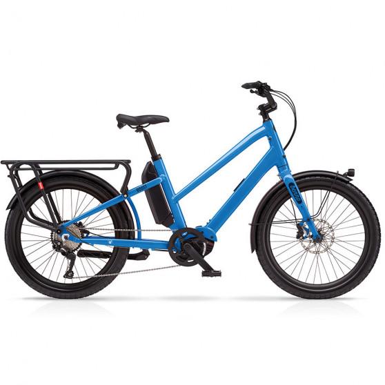 Vélo cargo électrique Benno Bikes Boost E