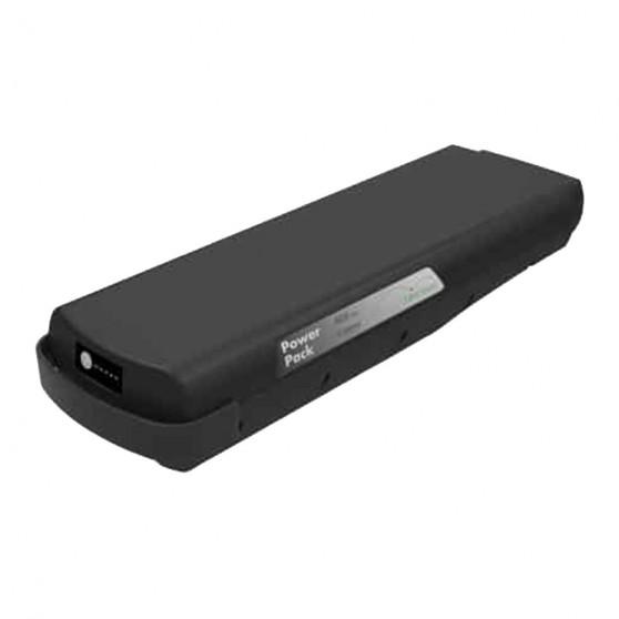 Batterie sur porte-bagages Doctibike compatible Bosch PowerPack Classic Line