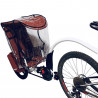 Remorque vélo à pédales Weehoo Thrill