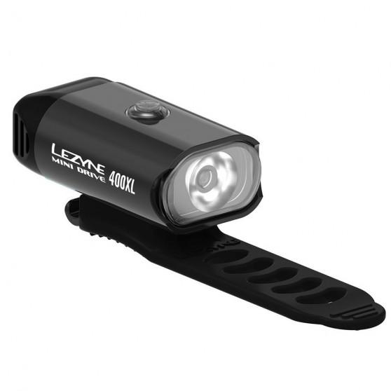 Éclairage avant Lezyne Mini Drive 400XL - 400 lumens