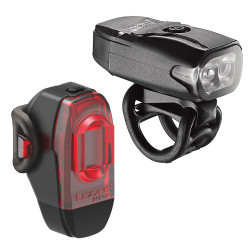 Éclairages avant et arrière Lezyne KTV Drive - 200 / 10 lumens