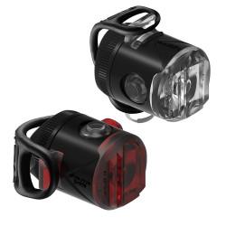 Éclairages avant et arrière Lezyne Femto USB Drive - 15 / 5 lumens
