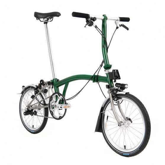 Vélo pliant Brompton Superlight type S 6 vitesses