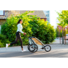 Remorque vélo enfant Thule Chariot Cross Poussette