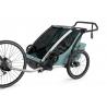 Remorque vélo enfant Thule Chariot Cross 2