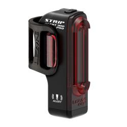 Éclairage arrière Lezyne Strip Drive Pro Alert - 300 lumens
