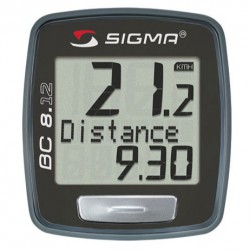 Sigma BC 8.12 compteur cycle