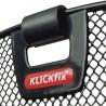 Panier vélo avant KlickFix Uni clip pour éclairage