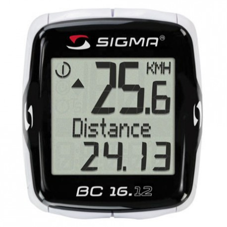 Sigma BC 16.12 compteur cycle