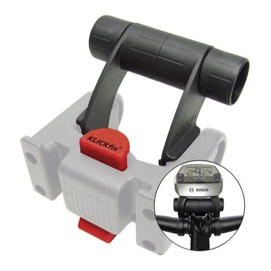 Support pour fixation guidon KlickFix MultiClip E console Bosch