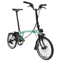 Vélo pliant série limitée Brompton Black Edition