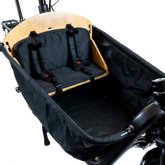Sièges enfant Yuba Seat Kit Open Loader