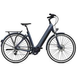 Vélo de ville électrique O2Feel iSwan City Boost 6.1