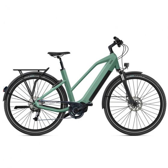Vélo de randonnée électrique O2Feel iSwan Adventure Boost 6.1