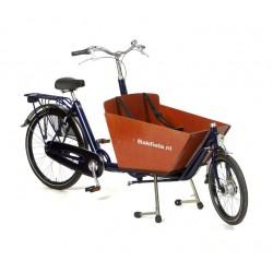 Bakfiets Cargobike court biporteur