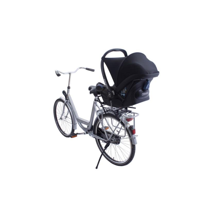 Steco PorteCosi Vélo Chez Cyclable - Porte bébé pour vélo