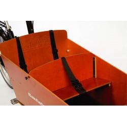 Bakfiets banc supplémentaire biporteur cargobilke long