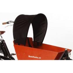 Bakfiets pare-soleil pour biporteur cargobike