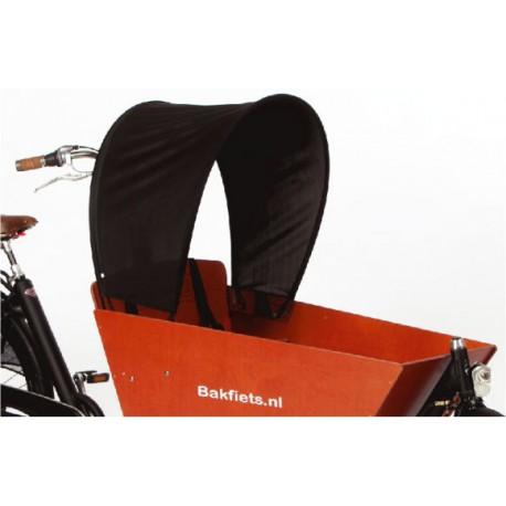 bakfiets pare soleil pour biporteur cargobike chez cyclable. Black Bedroom Furniture Sets. Home Design Ideas