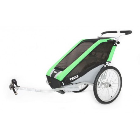 Thule Chariot Cheetah remorque 1-2 places