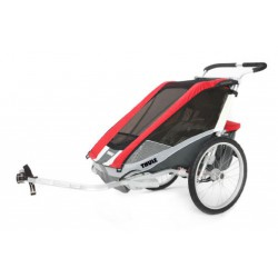 Thule Chariot Cougar remorque 1-2 places