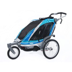 Thule Chariot Chinook remorque 1-2 places
