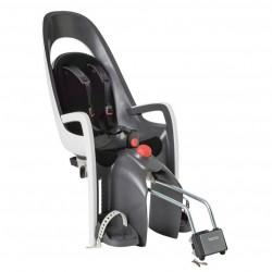 Porte-bébé vélo arrière sur cadre Hamax Caress Noir