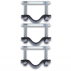 Basil crate-mounting set fixation pour panier avant