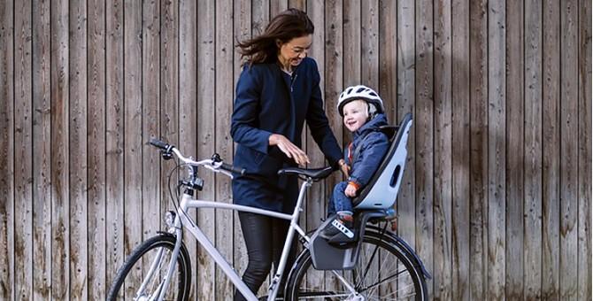 Porte-Bébés Vélo Arrière : Les meilleures