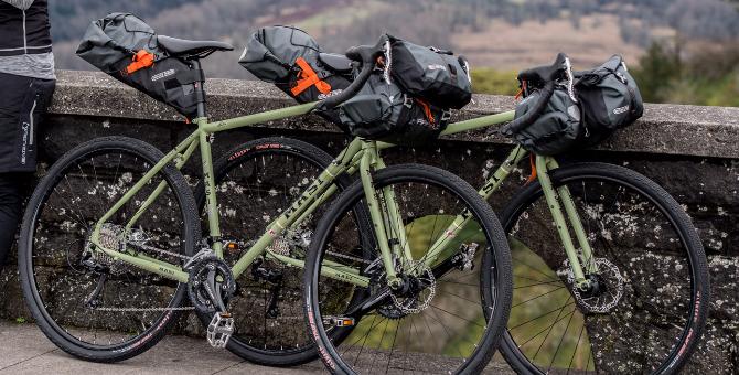 Sacoches de Bikepacking