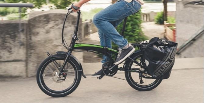 Composant Vélo Pliant