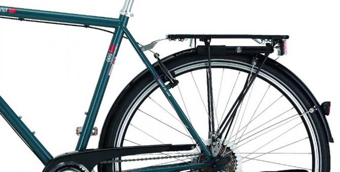 """Vélo Arrière Garde-boue 26-28/"""" Roues"""