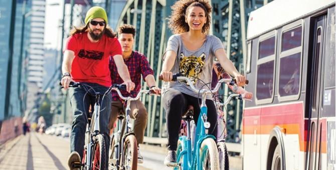 Vélo tendance