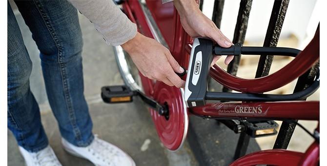 Antivols vélo