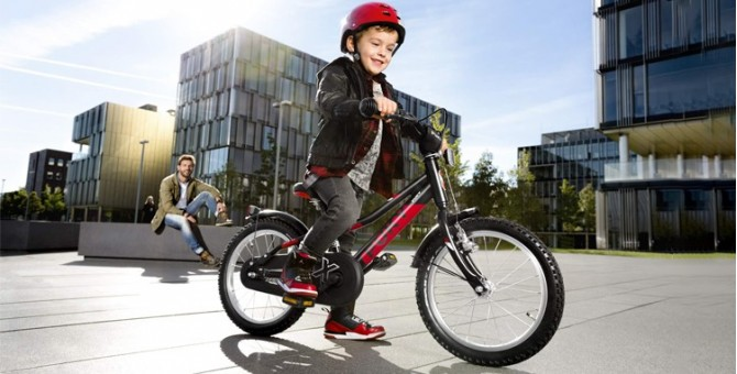 Vélo junior 6-8 ans (18-22')