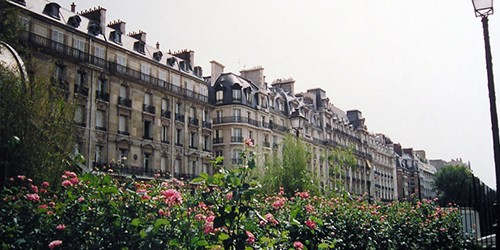 PARIS 16e - CYCLABLE