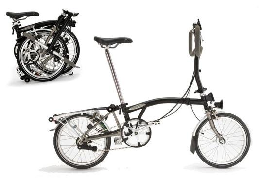 Vélo pliant Brompton