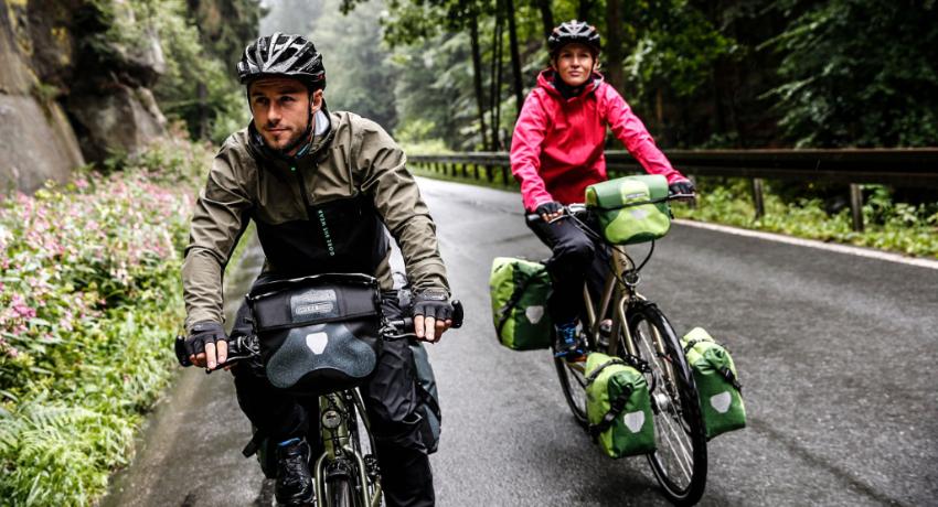 Sacoches de vélo Ortlieb : la technologie au service du cycliste