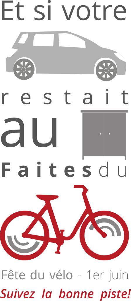 poster fête du vélo-colonne