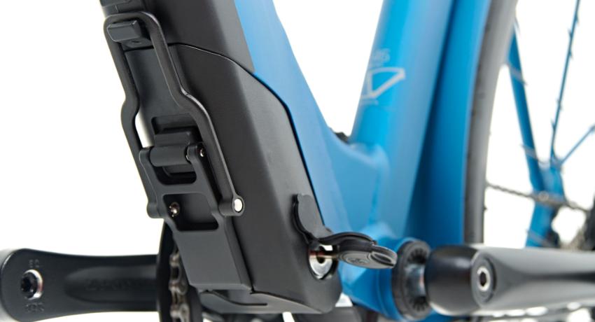Batterie vélo électrique Bosch avec clé de verrouillage
