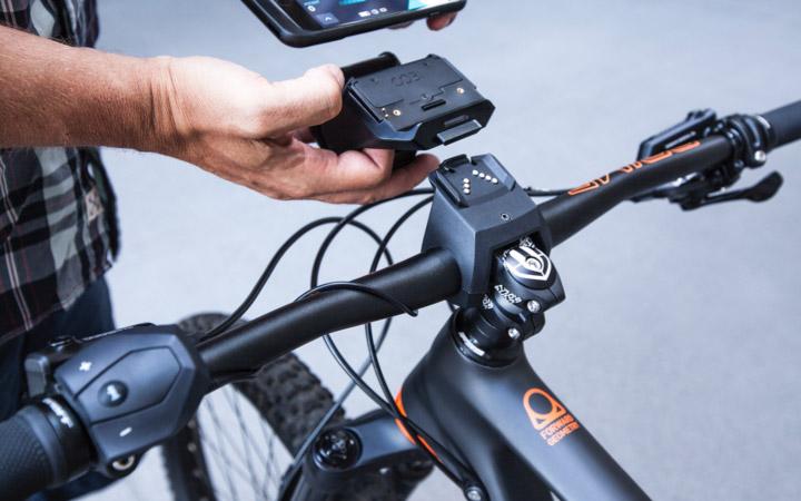 Changement de la console Intuivia pour système Cobi bike