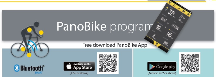 Topeak PanoBike program