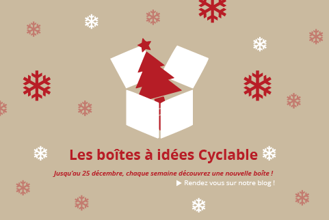 J-23 avant Noël | Boîte à idées n° 2 : Quand Mr. part en voyage !