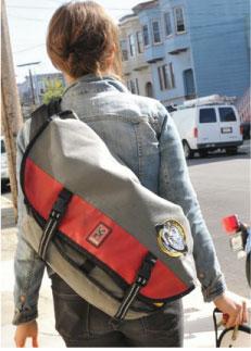Un sac Chrome, pour tous les vélotafeurs !