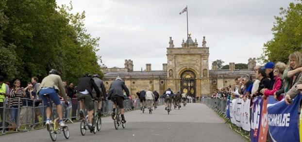 Course de vélos pliants Brompton