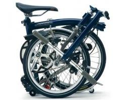 Un vélo pliant de qualité : le Brompton