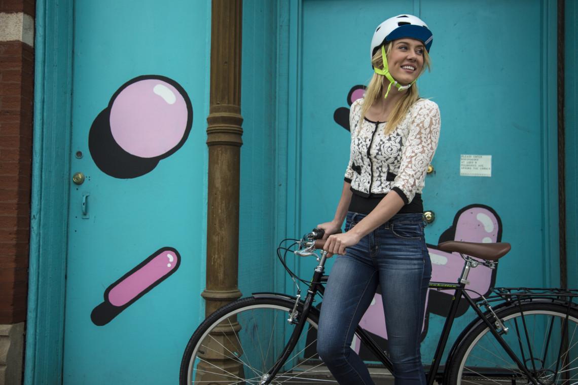 De l'usage du casque de vélo