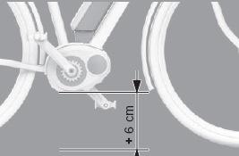 Bloc moteur +6cm