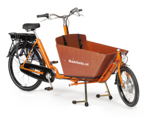bakfiets-biporteur-court-or